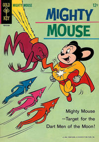 Cover Thumbnail for Mighty Mouse (Western, 1964 series) #163