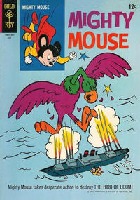 Cover Thumbnail for Mighty Mouse (Western, 1964 series) #164