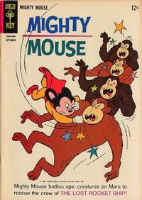 Cover Thumbnail for Mighty Mouse (Western, 1964 series) #165