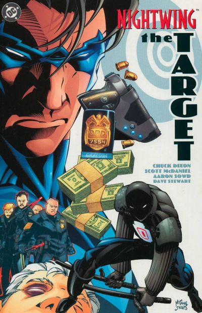 Cover for Nightwing: The Target (DC, 2001 series) #1