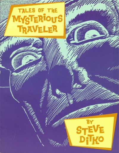 Cover for Tales of the Mysterious Traveler (Eclipse, 1990 series)