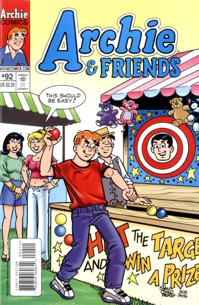 Cover for Archie & Friends (Archie, 1992 series) #92