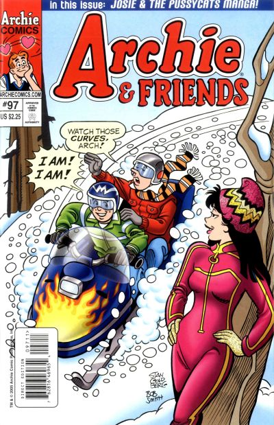 Cover for Archie & Friends (Archie, 1992 series) #97