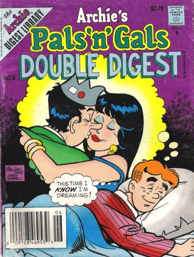 Cover for Archie's Pals 'n' Gals Double Digest Magazine (Archie, 1992 series) #6