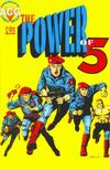 Cover for Power of Five (Avalon Communications, 1998 series) #1