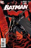 Cover for Batman (DC, 1940 series) #655 [Cover A - Red Background]