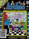 Cover for Archie Comics Digest (Archie, 1973 series) #61