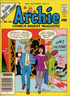 Cover for Archie Comics Digest (Archie, 1973 series) #69