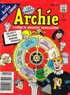 Cover for Archie Comics Digest (Archie, 1973 series) #101