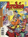 Cover for Archie Comics Digest (Archie, 1973 series) #121 [Newsstand]