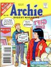 Cover for Archie Comics Digest (Archie, 1973 series) #159