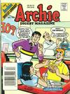 Cover for Archie Comics Digest (Archie, 1973 series) #183