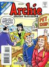 Cover for Archie Comics Digest (Archie, 1973 series) #211