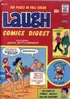 Cover for Laugh Comics Digest (Archie, 1974 series) #1