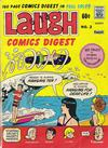 Cover for Laugh Comics Digest (Archie, 1974 series) #2
