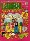 Cover for Laugh Comics Digest (Archie, 1974 series) #4