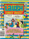 Cover for Laugh Comics Digest (Archie, 1974 series) #7