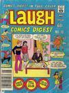 Cover for Laugh Comics Digest (Archie, 1974 series) #10