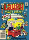 Cover for Laugh Comics Digest (Archie, 1974 series) #14
