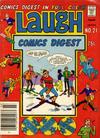 Cover for Laugh Comics Digest (Archie, 1974 series) #21