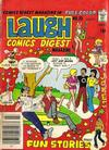 Cover for Laugh Comics Digest (Archie, 1974 series) #23
