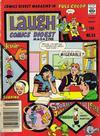 Cover for Laugh Comics Digest (Archie, 1974 series) #33