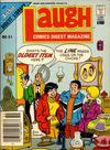 Cover for Laugh Comics Digest (Archie, 1974 series) #51