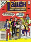 Cover for Laugh Comics Digest (Archie, 1974 series) #53