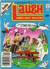 Cover for Laugh Comics Digest (Archie, 1974 series) #54