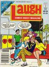 Cover for Laugh Comics Digest (Archie, 1974 series) #58