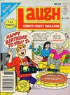 Cover for Laugh Comics Digest (Archie, 1974 series) #76