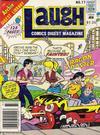 Cover for Laugh Comics Digest (Archie, 1974 series) #77