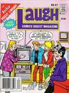 Cover for Laugh Comics Digest (Archie, 1974 series) #87