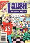 Cover for Laugh Comics Digest (Archie, 1974 series) #89