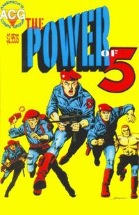 Cover Thumbnail for Power of Five (Avalon Communications, 1998 series) #1