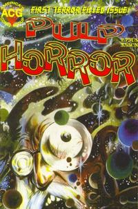 Cover Thumbnail for Pulp Horror (Avalon Communications, 1998 series) #1