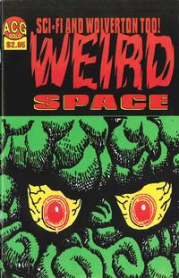 Cover Thumbnail for Weird Space (Avalon Communications, 2000 series) #3