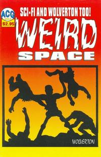 Cover Thumbnail for Weird Space (Avalon Communications, 2000 series) #4