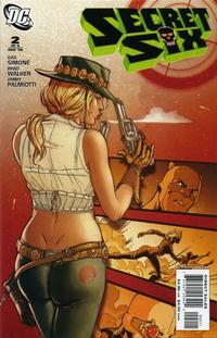Cover Thumbnail for Secret Six (DC, 2006 series) #2