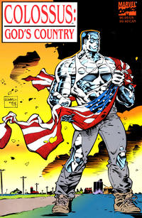 Cover Thumbnail for Colossus: God's Country (Marvel, 1994 series)
