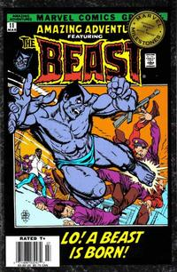 Cover Thumbnail for Marvel Milestones: Beast & Kitty Pryde (Marvel, 2006 series)