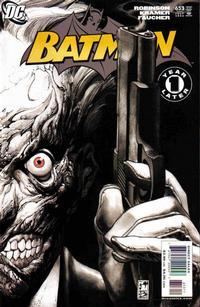 Cover Thumbnail for Batman (DC, 1940 series) #653