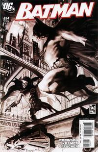 Cover Thumbnail for Batman (DC, 1940 series) #654
