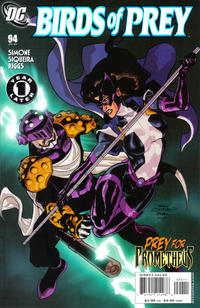 Cover Thumbnail for Birds of Prey (DC, 1999 series) #94