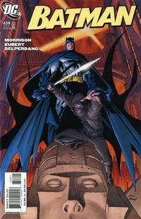 Cover Thumbnail for Batman (DC, 1940 series) #658