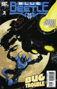 Cover Thumbnail for The Blue Beetle (DC, 2006 series) #3