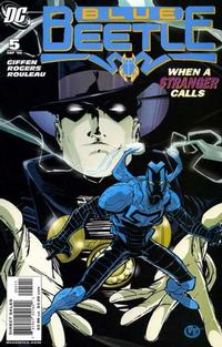 Cover Thumbnail for The Blue Beetle (DC, 2006 series) #5