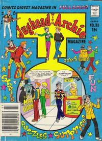Cover Thumbnail for Jughead with Archie Digest (Archie, 1974 series) #33