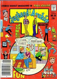 Cover Thumbnail for Jughead with Archie Digest (Archie, 1974 series) #36