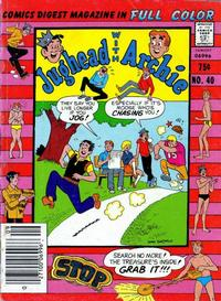 Cover Thumbnail for Jughead with Archie Digest (Archie, 1974 series) #40
